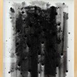 """""""jiba pp 2"""" - 2012 / magnet, acrylic, pigment in frame / framed 86.3 x 74.3cm"""